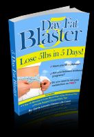 Cover for '5 Day Fat Blaster'
