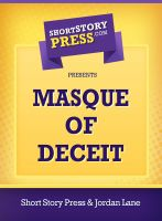 Cover for 'Masque Of Deceit'
