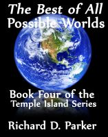Cover for 'The Best of all Possible Worlds'