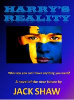 Cover for 'Harry's Reality'