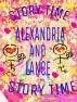 Alexandria and Lance by Ayoola Olafenwa