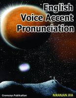 Cover for 'English Voice Accent and Pronunciation'