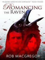 Cover for 'Romancing the Raven'