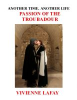 Cover for 'Passion of the Troubadour'