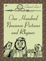 Cover for 'Edward Lear's One Hundred Nonsense Pictures and Rhymes'