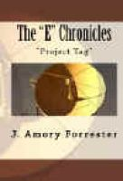 "Cover for 'The E Chronicles: ""Project Tag""'"