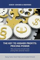 Cover for 'The Key to Higher Profits: Pricing Power'