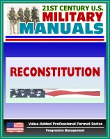 Cover for '21st Century U.S. Military Manuals: Reconstitution - FM 100-9 (Value-Added Professional Format Series)'