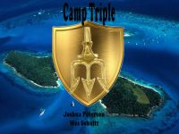 Cover for 'Camp Triple'