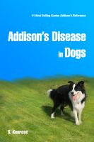 Cover for 'Addison's Disease in Dogs'