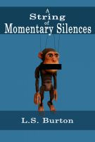 Cover for 'A String of Momentary Silences'
