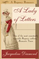 Cover for 'A Lady of Letters'