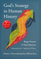 Cover for 'God's Strategy in Human History - Volume 2: Reconsidering Key Biblical Ideas'