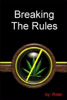 Cover for 'Breaking the Rules'