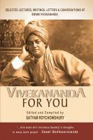 Cover for 'Vivekananda For You'