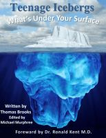 Cover for 'Teenage Icebergs, What's Under Your Surface'
