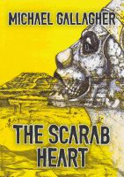 Cover for 'The Scarab Heart'