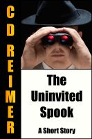 Cover for 'The Uninvited Spook'