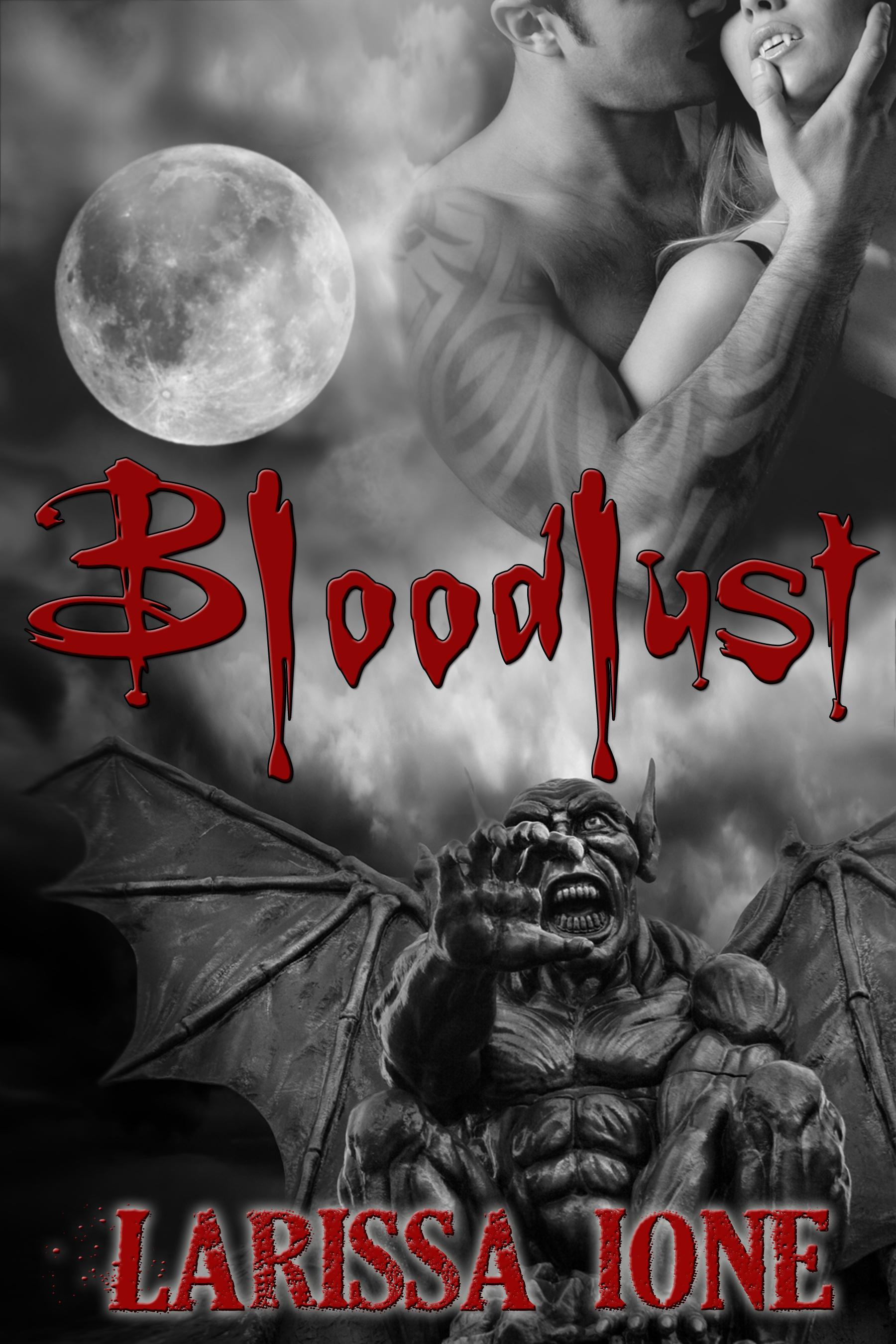 Larissa Ione - Bloodlust