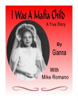 Cover for 'I Was A Mafia Child'