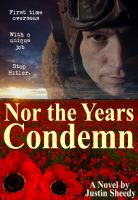 Cover for 'Nor the Years Condemn'