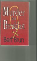 Cover for 'Murder for Breakfast'