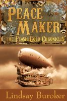 Cover for 'Peacemaker (The Flash Gold Chronicles, #3)'