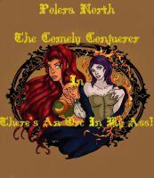 Cover for 'The Comely Conjurer Vol 2 There's An Orc In My Ass!'