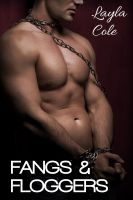Cover for 'Fangs & Floggers (m/m Paranormal BDSM)'