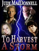 Cover for 'To Harvest a Storm'