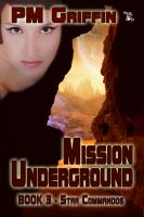 Cover for 'Mission Underground'