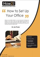 Cover for 'How to Set up Your Office'