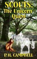 Cover for 'SCOUTS: The Unicorn Quest'