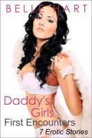 Cover for 'Daddy's Girls - First Encounters (7 Erotic Stories)'