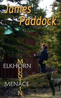 Cover for 'Elkhorn Mountain Menace'