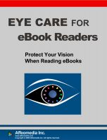 Cover for 'Eye Care for eBook Readers'