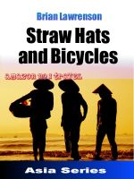 Cover for 'Straw Hats and Bicycles travels in Vietnam and Cambodia'