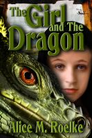 Cover for 'The Girl and the Dragon'