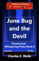 Cover for 'June Bug and the Devil (Book 9)'
