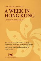 Cover for 'A Week in Hong Kong'