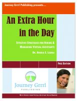 Cover for 'An Extra Hour in the Day: Effective Strategies for Hiring & Managing a Virtual Assistant'