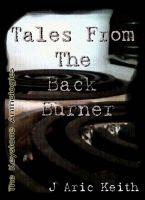 Cover for 'Tales From The Back Burner'