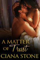 Cover for 'A Matter of Trust'