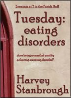 Cover for 'Tuesday: eating disorders'