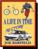 A Life in Time, My Story cover