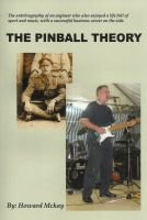 Cover for 'The Pinball Theory'