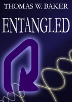 Cover for 'Entangled'