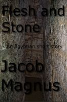 Cover for 'Flesh and Stone'