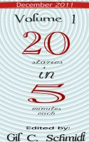 Cover for '20 In 5 -- Volume I -- December 2011'