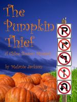 Cover for 'The Pumpkin Thief (A Chloe Boston Mystery Book 2)'